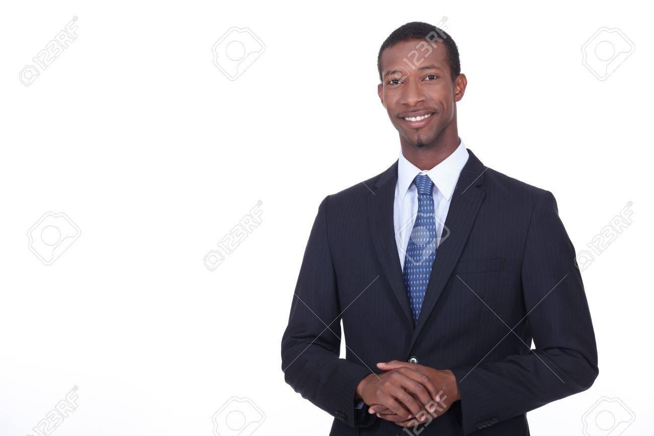 Portrait of a businessman Stock Photo - 15232184