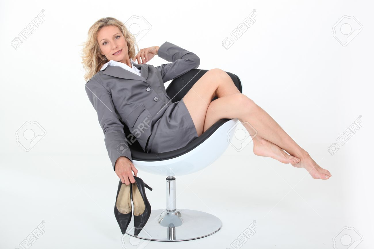 mature businesswoman Sexy