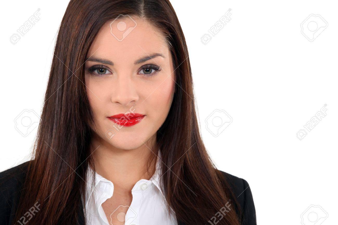 Glamorous businesswoman Stock Photo - 15796891