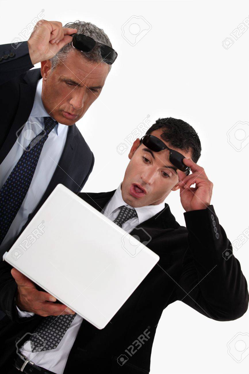 Intelligencers Stock Photo - 16546984