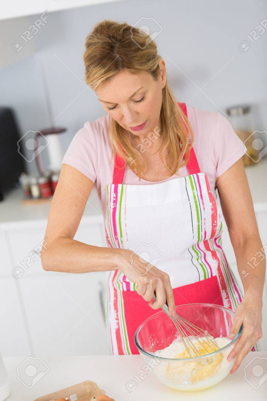 Very tasty mature lady