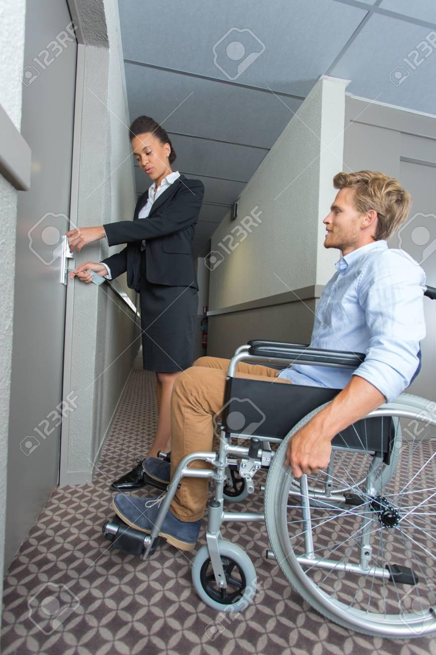 hotel para gente silla ruedas