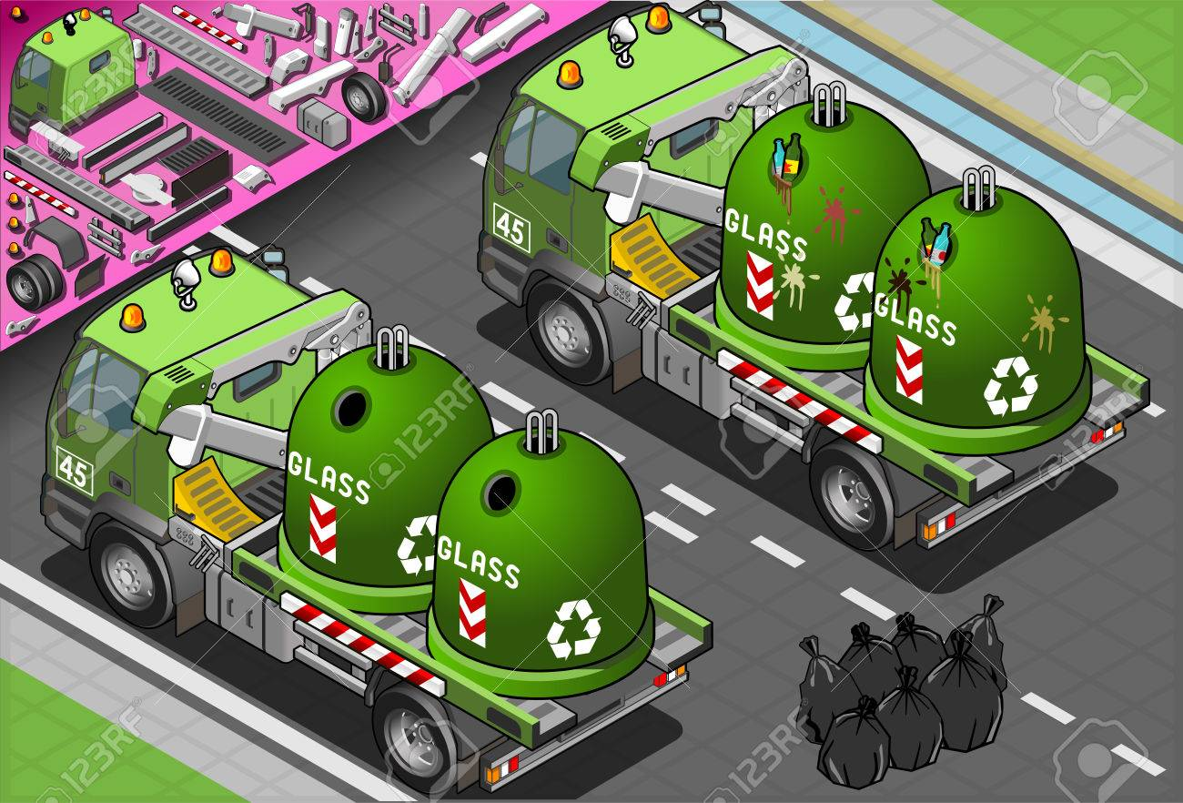 garbage truck games for free