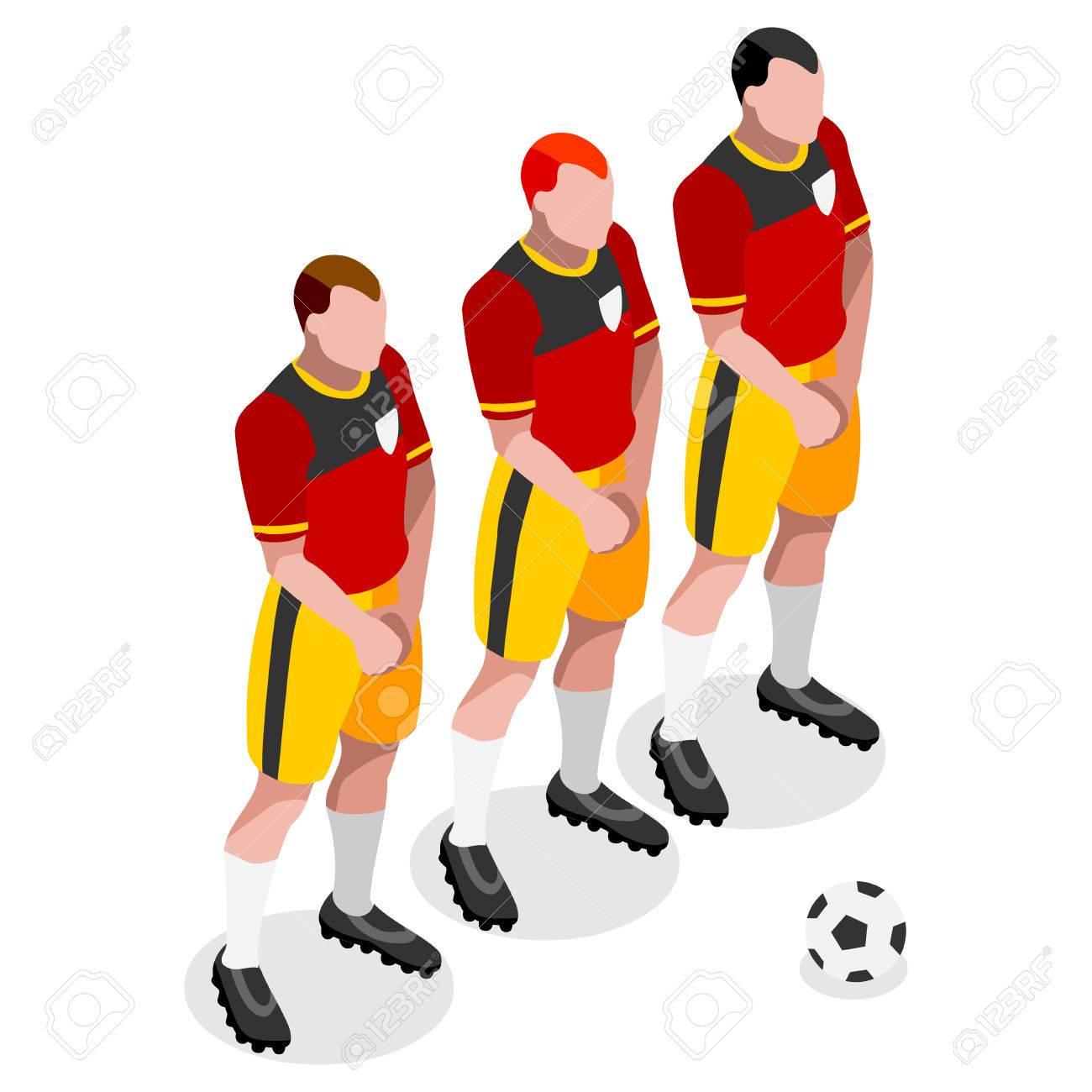 サッカー選手の運動選手はスポー...