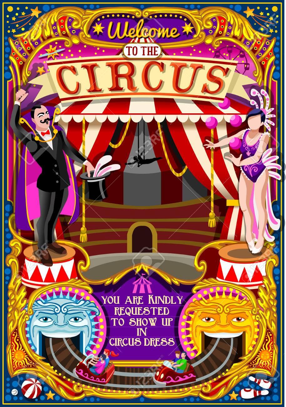 Bien-aimé Cirque Carnaval Famille Chapiteau D'attractions Parc à Thème  LS82