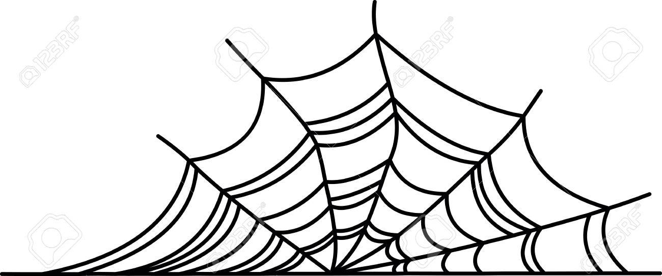 halloween vector spiderweb royalty free cliparts vectors and rh 123rf com spider web vector illustrator spider web vector illustrator