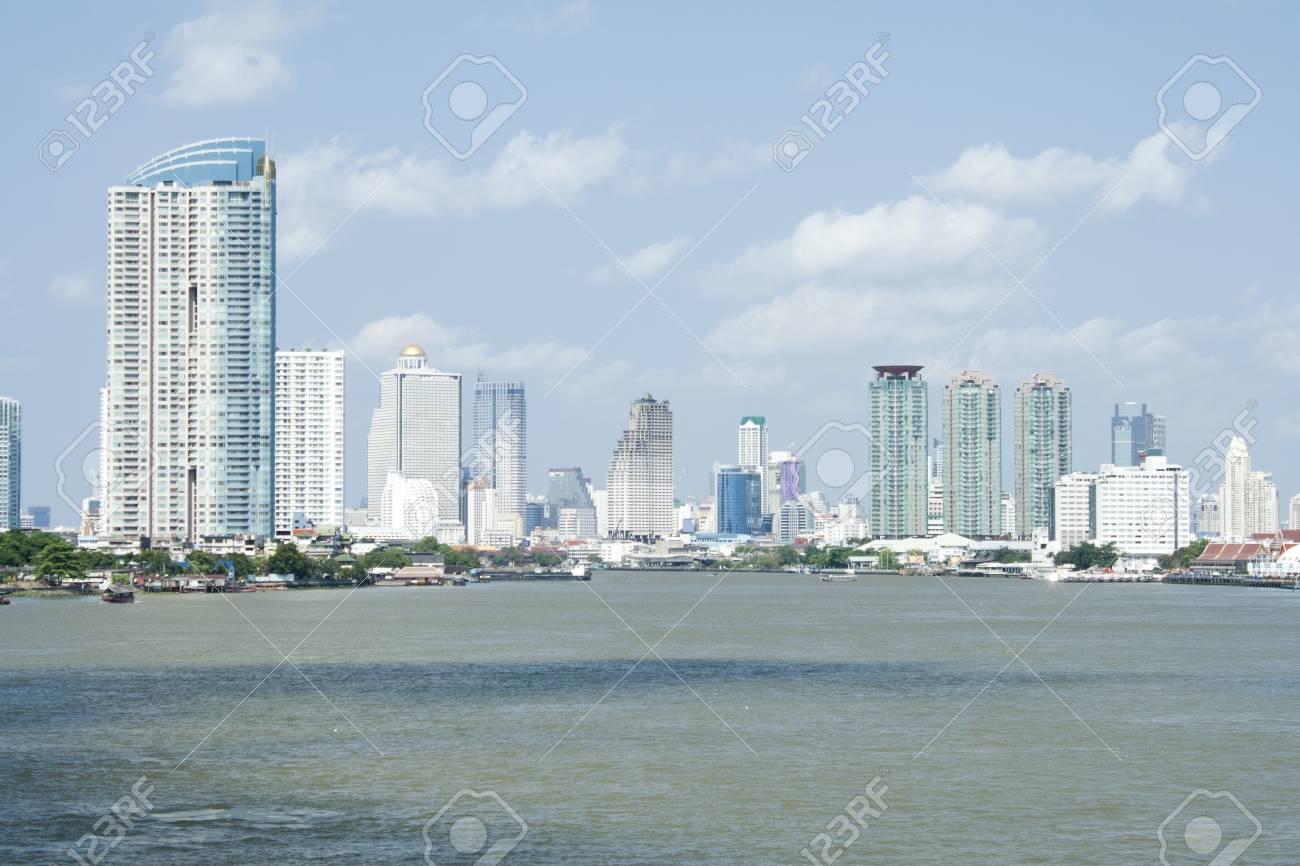 Cityscape Bangkok, Thailand Stock Photo - 12842068