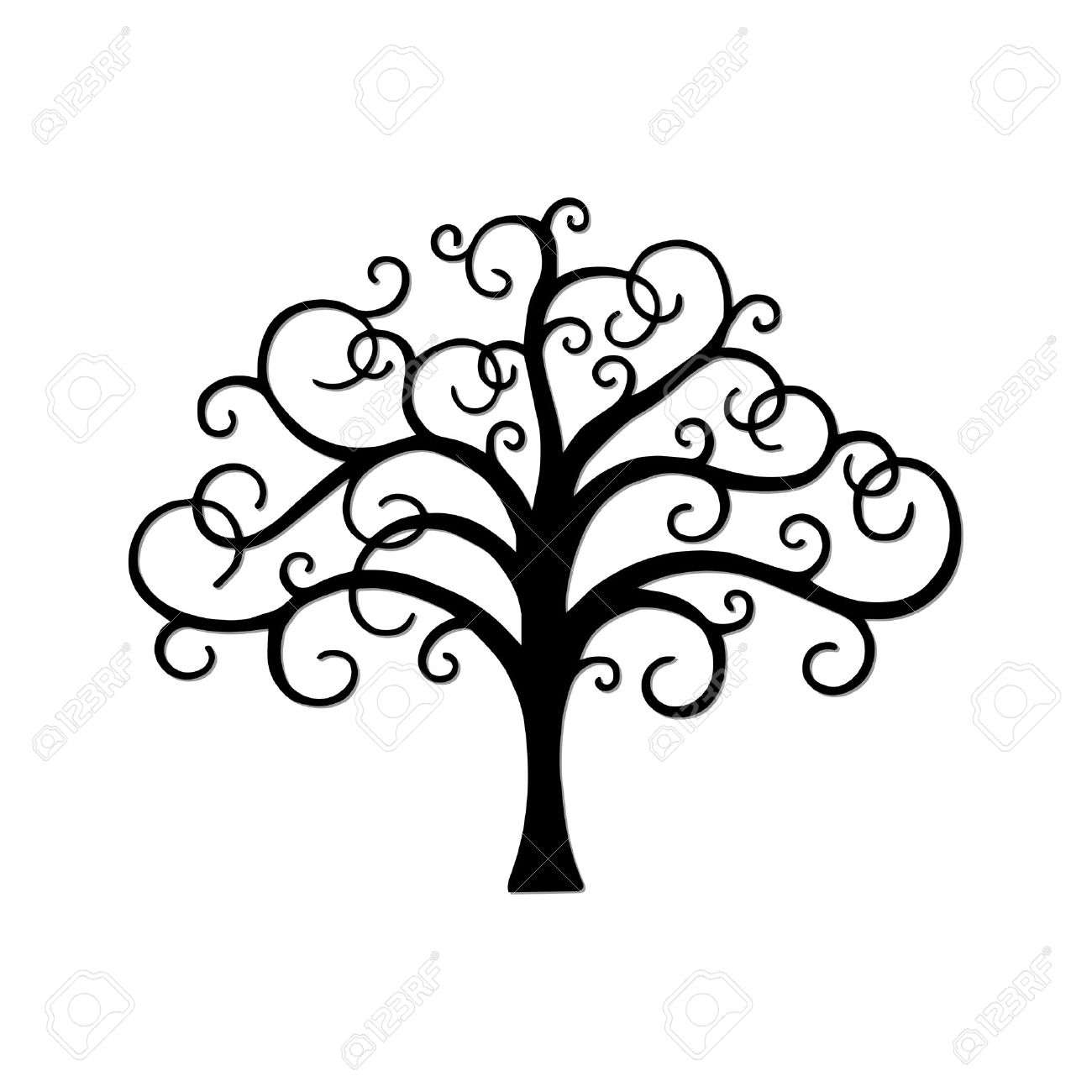 Tree stock vector 32481665