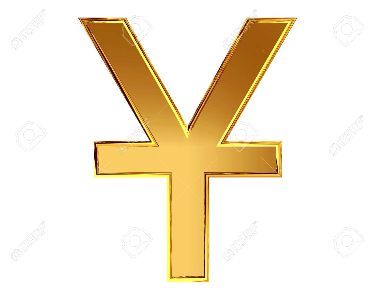 Currency chinese yuan symbol on a white background stock photo currency chinese yuan symbol on a white background stock photo 63735368 biocorpaavc Image collections