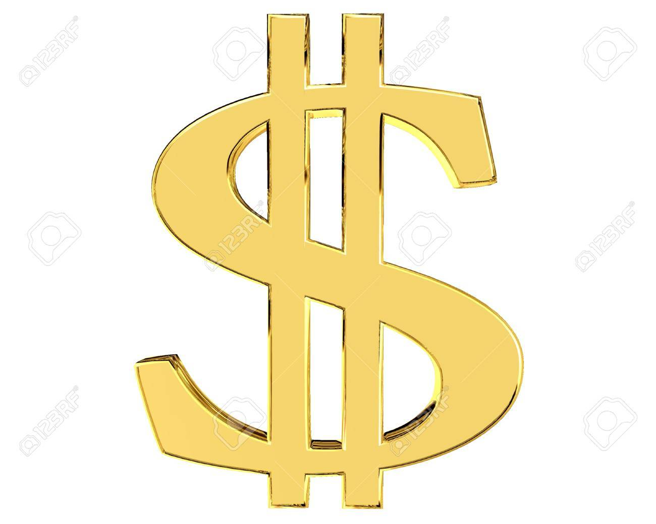 Gold dollar currency symbol on white background stock photo gold dollar currency symbol on white background stock photo 75505086 biocorpaavc