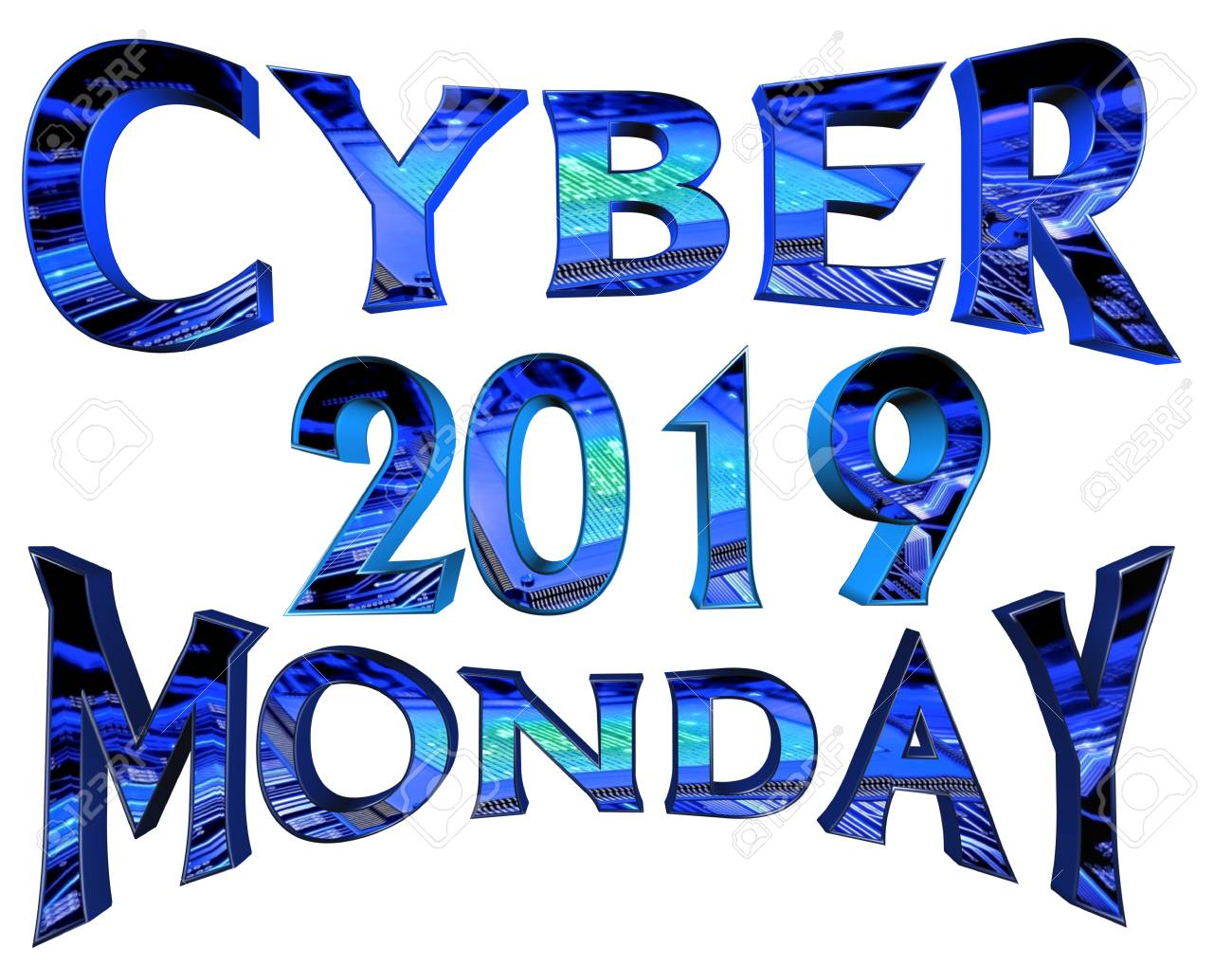 Many stores and brands offer great discounts on Cyber Monday 2019