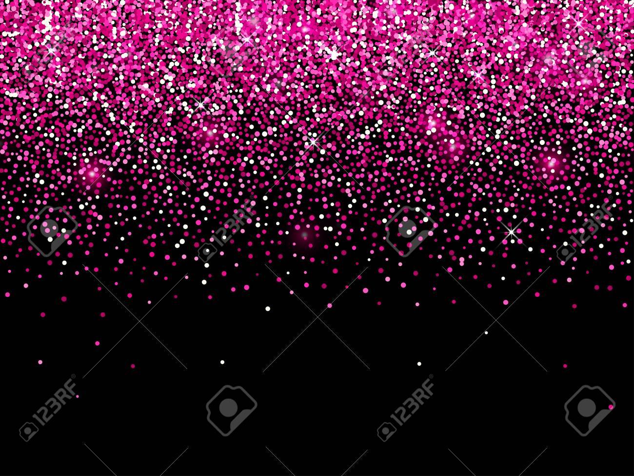 Pink Black Background Barka