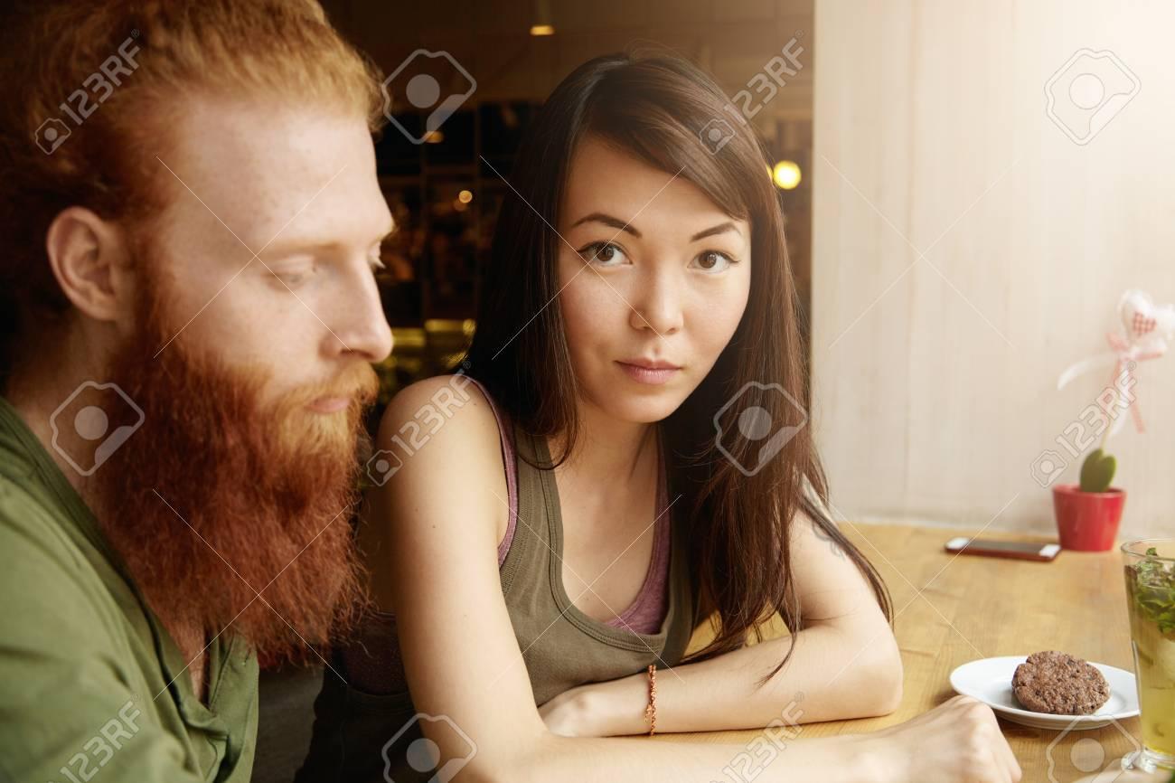 Aziatische Kaukasische dating