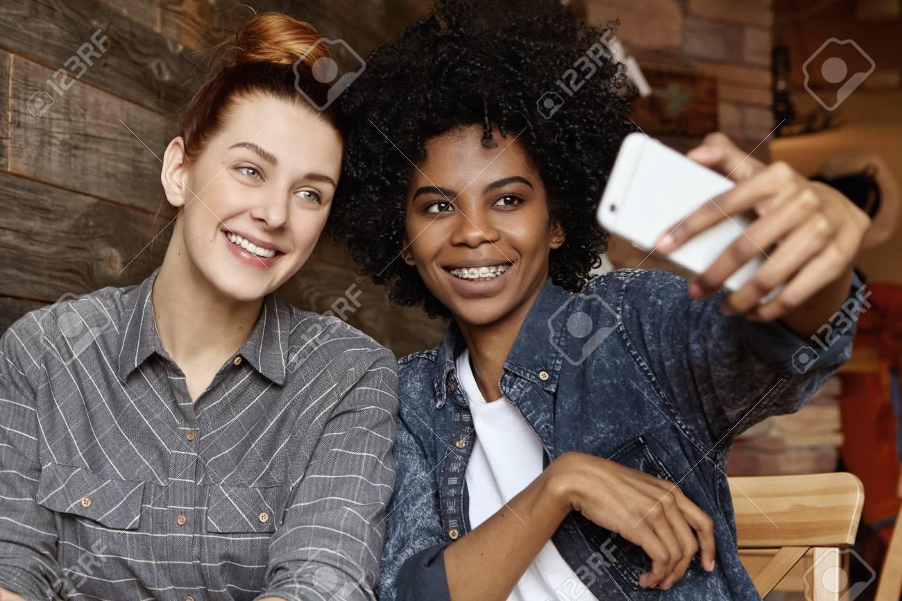 lesbische frauen selfies
