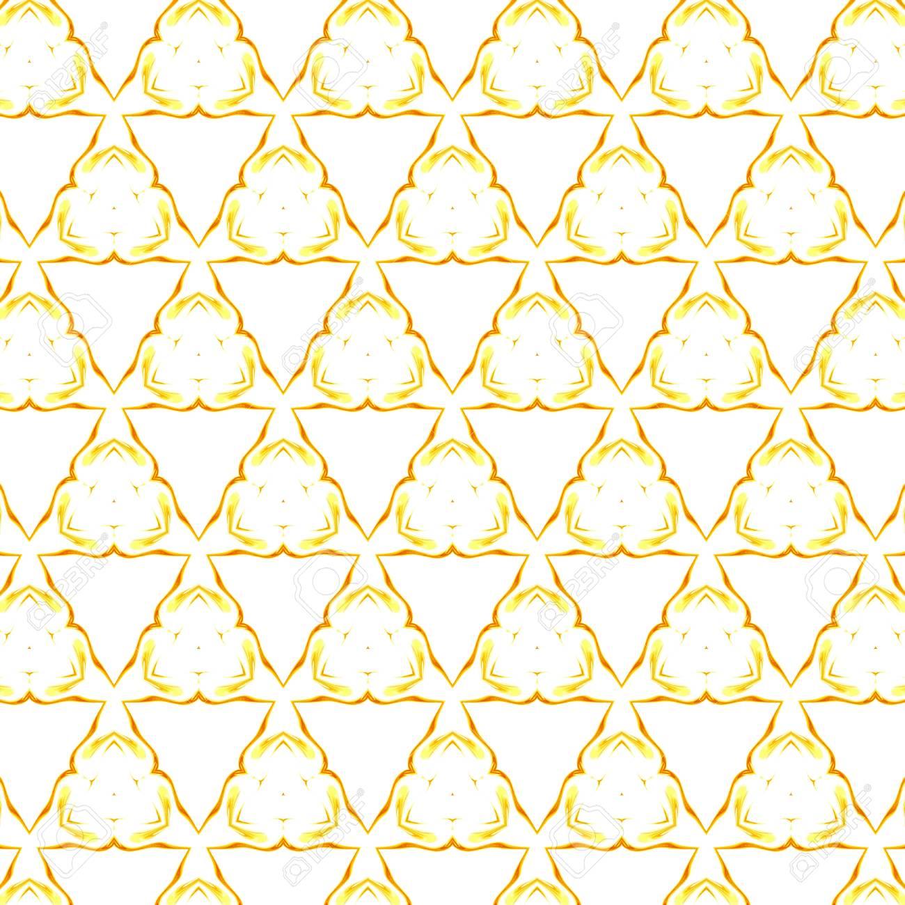 Liquid Gold Abstraction. Luxury Wall Art Decor. Rich Theme Fractal ...