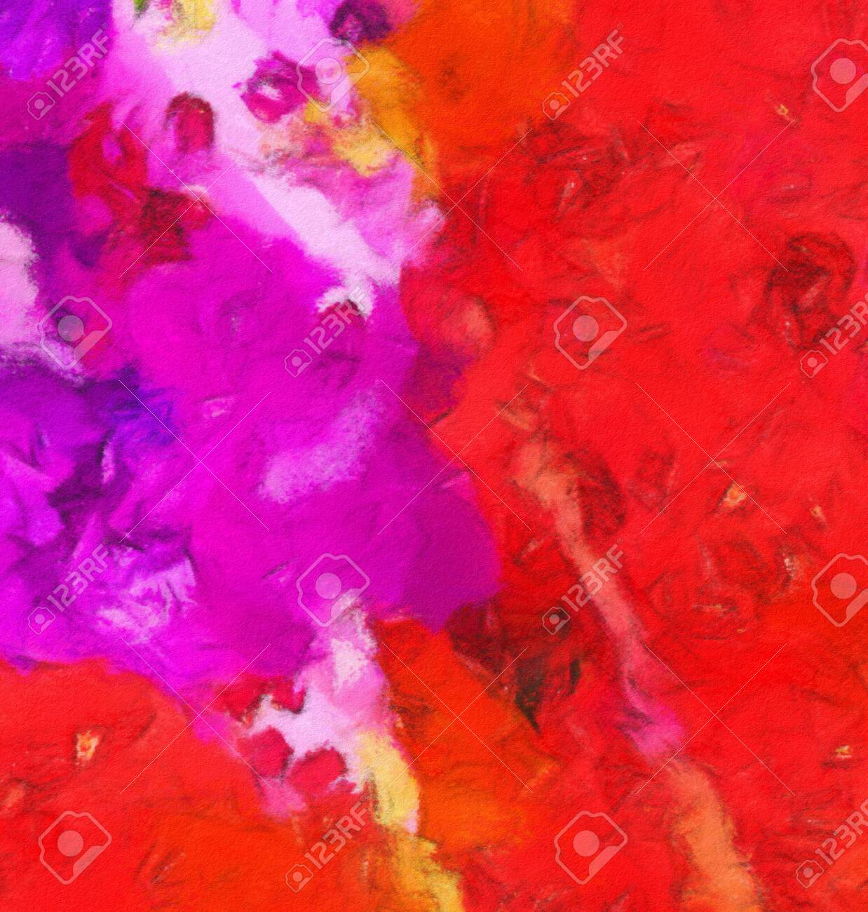 Large Watercolor Paint Strokes On Canvas Simple Modern Art Drawing Stock Photo Picture And Royalty Free Image Image 128390355