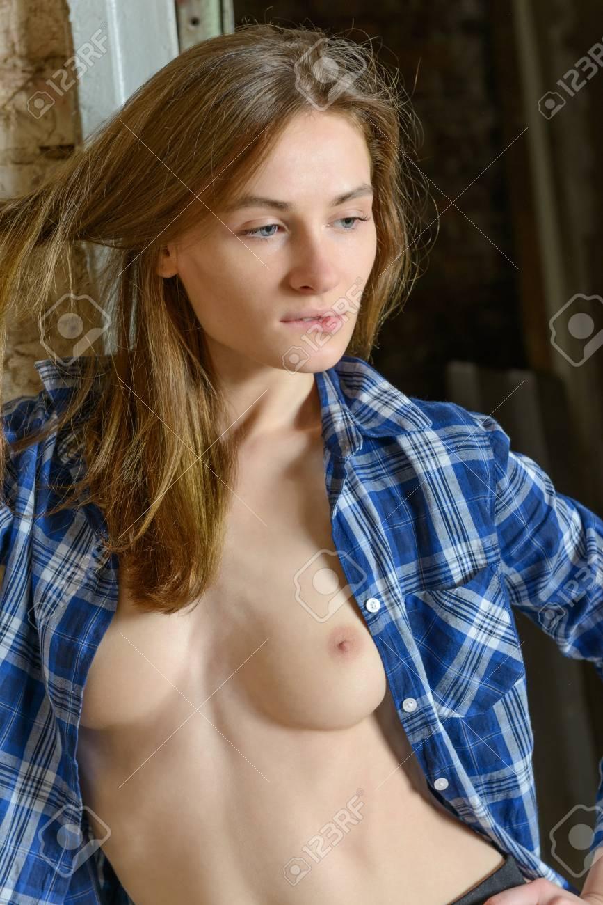 Brüste nackt junge junge brüste