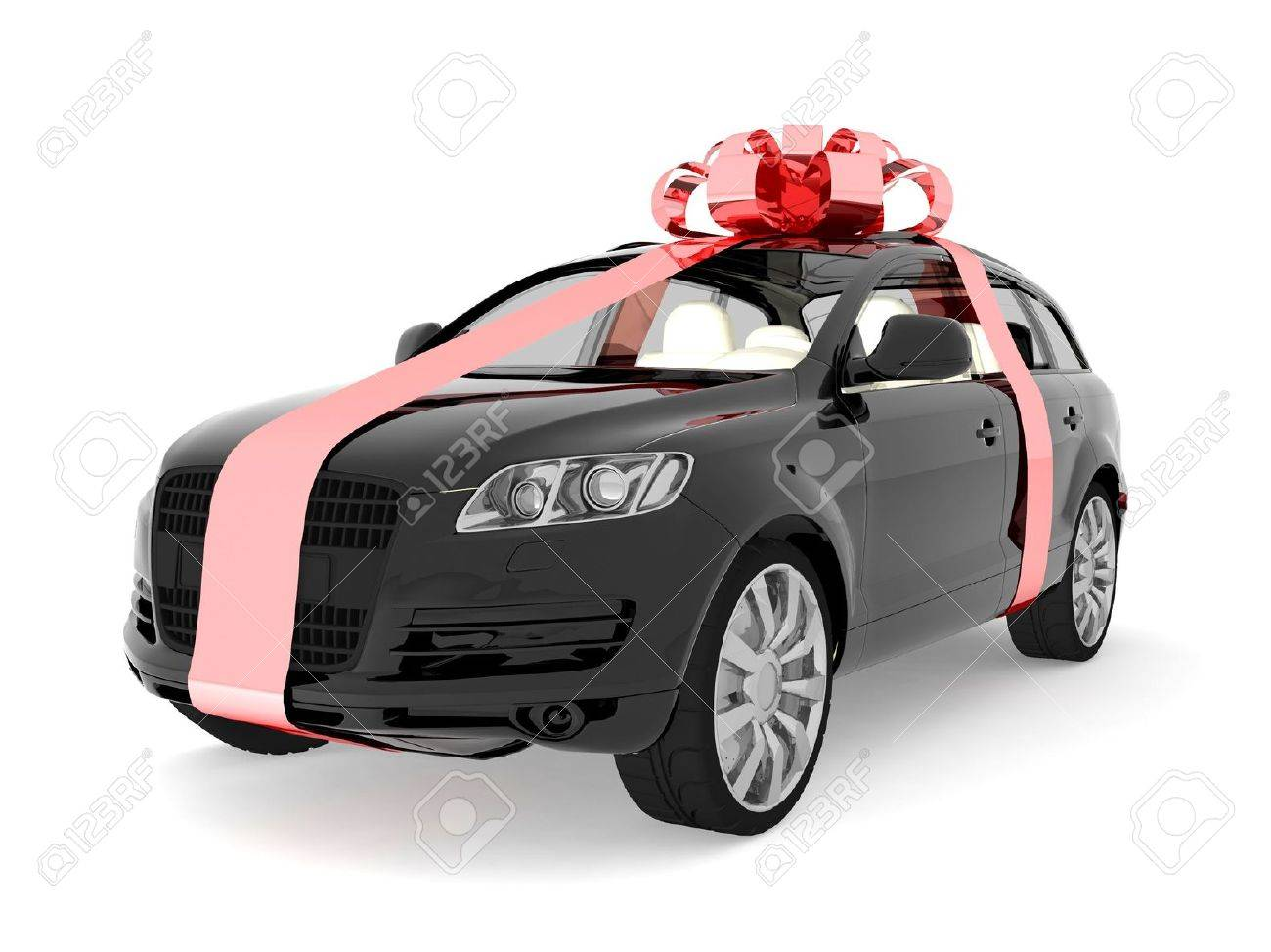 Expensive gift Stock Photo - 4388134