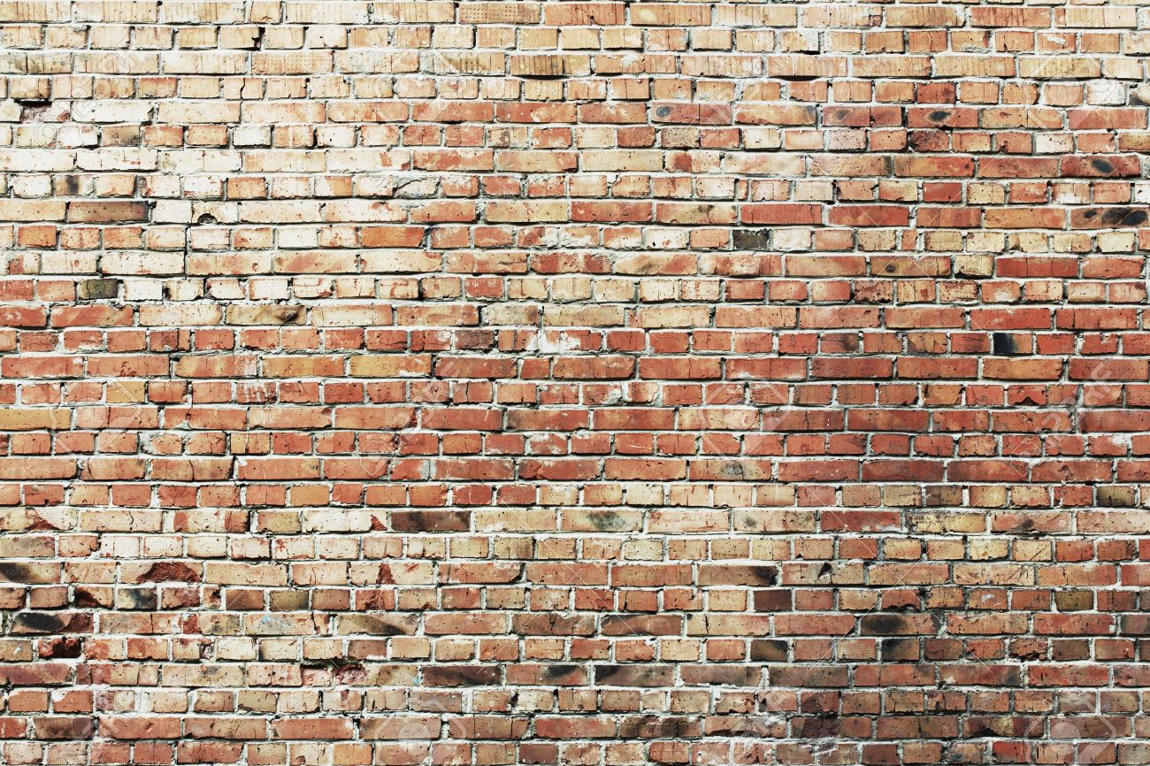 Wonderful Old Brick Part - 14: Old Brick Wall Texture Stock Photo - 15449843