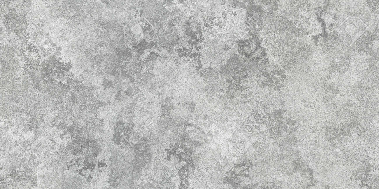 old grungy texture, gray concrete wall, seamless background - 155842299