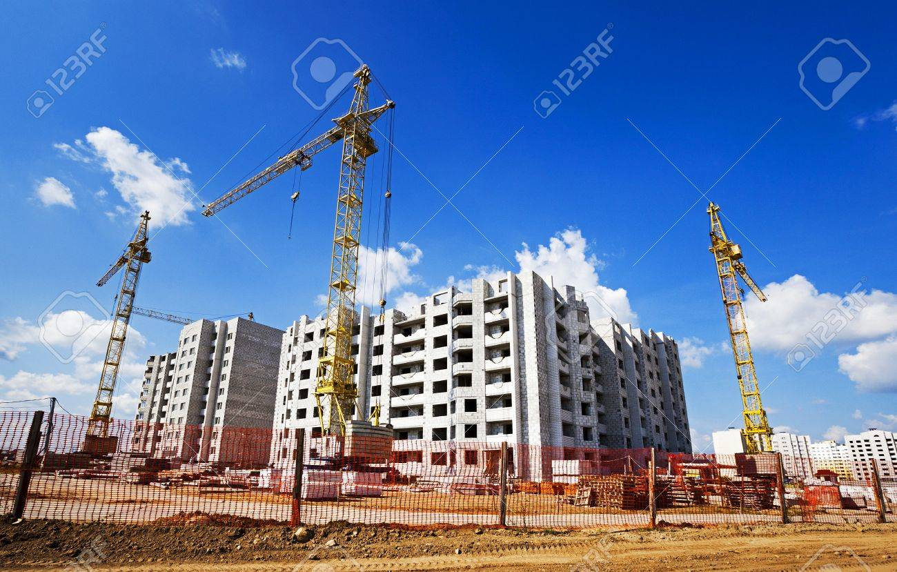 construction of the new building for use as housing - 40461261