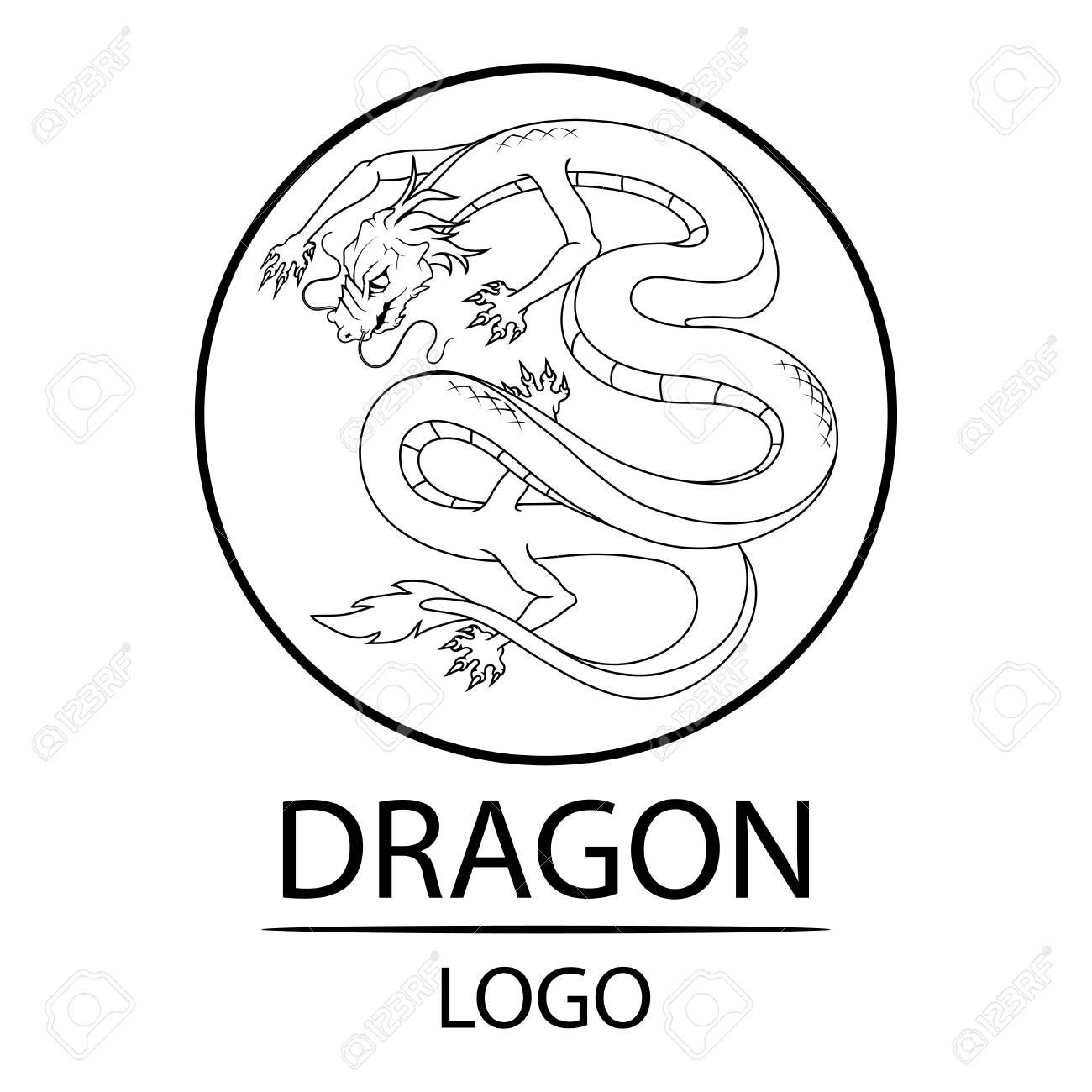 Dragon Symbol Of China Traditional Chinese Dragon Chinese