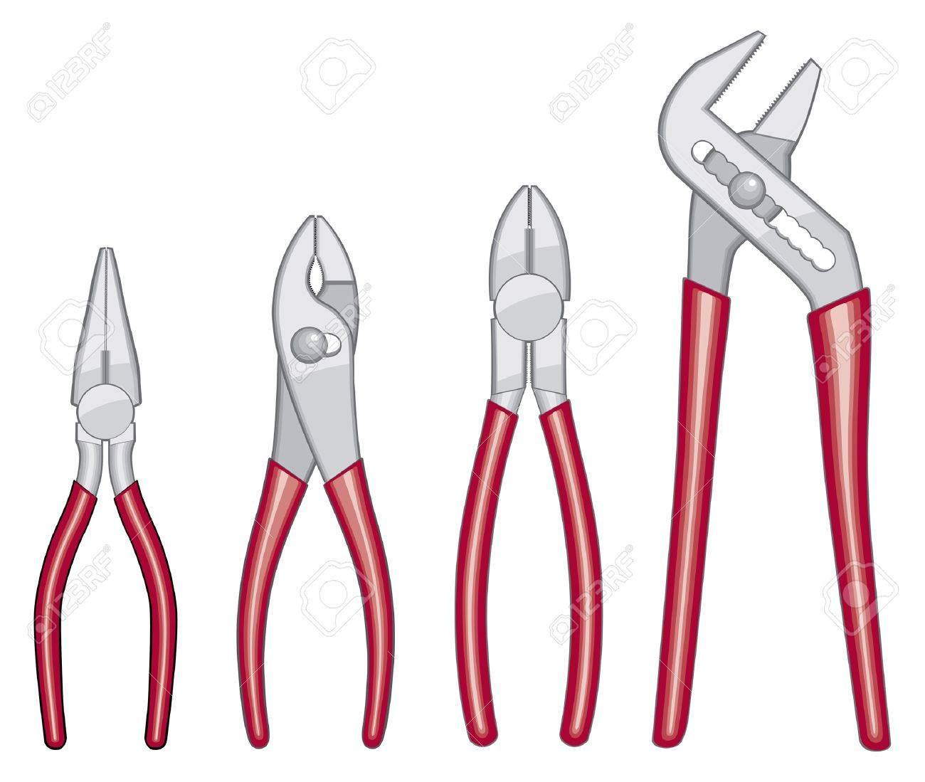 Pliers Types