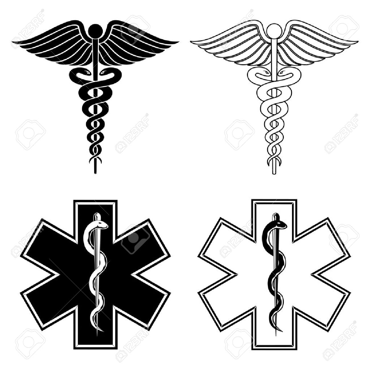 Caduceus and star of life is an illustration of a caduceus and caduceus and star of life is an illustration of a caduceus and star of life medical buycottarizona Gallery