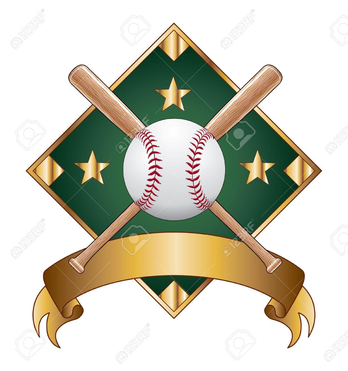 Famoso Plantillas De Béisbol Ornamento - Colección De Plantillas De ...
