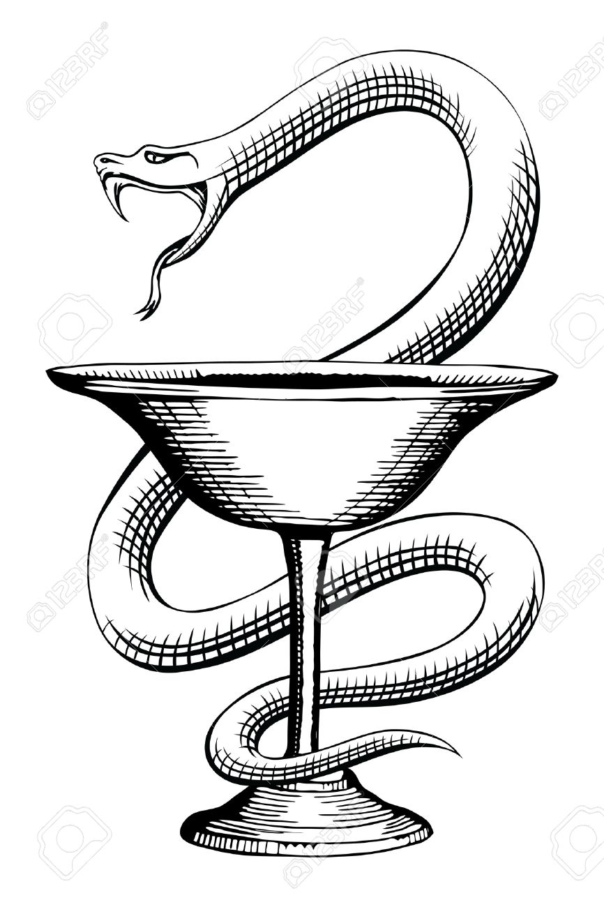 Pharmacy Snake Symbol Meaning