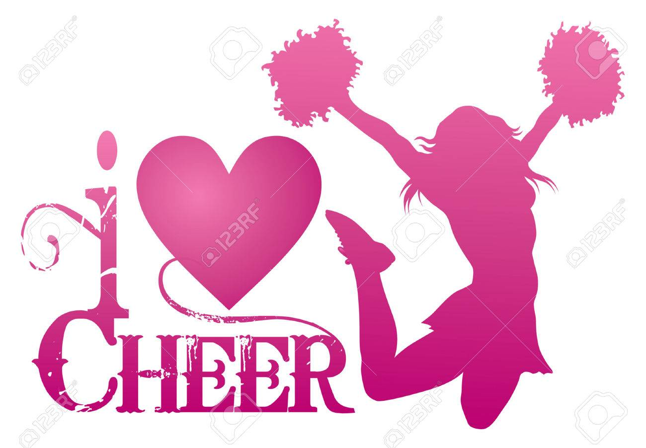 3 339 cheerleader stock vector illustration and royalty free