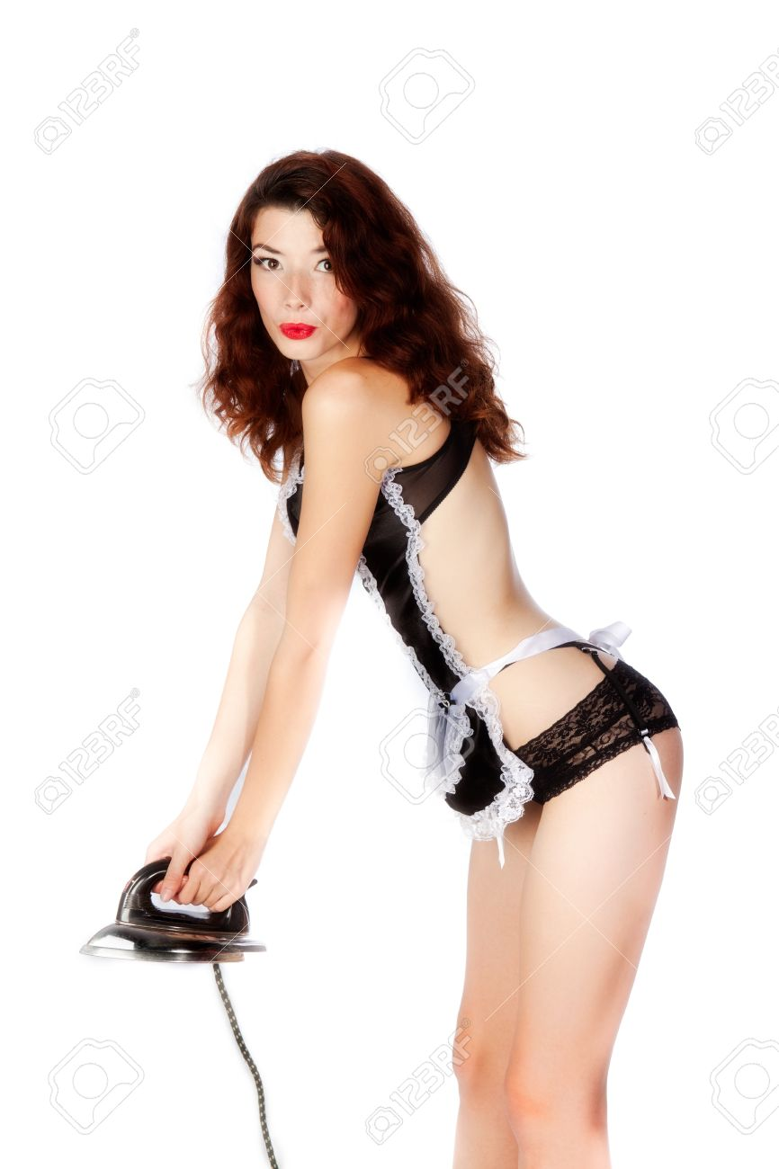 美しいセクシーな白人の女の子