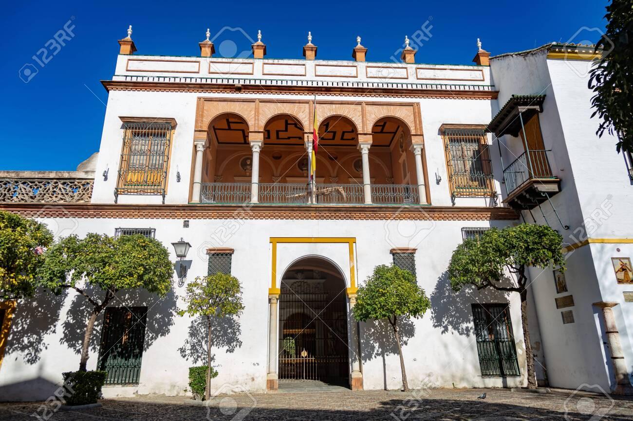 La casa del pilatos, Seville, Andalousie, Espagne / The casa del pilatos, Seville, Andalusia, Spain - 134748489