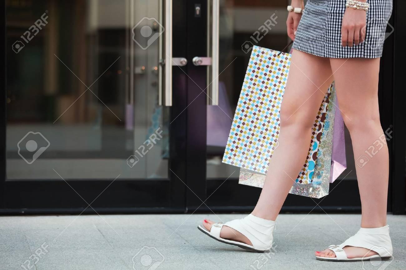 Shopping Stock Photo - 9584256