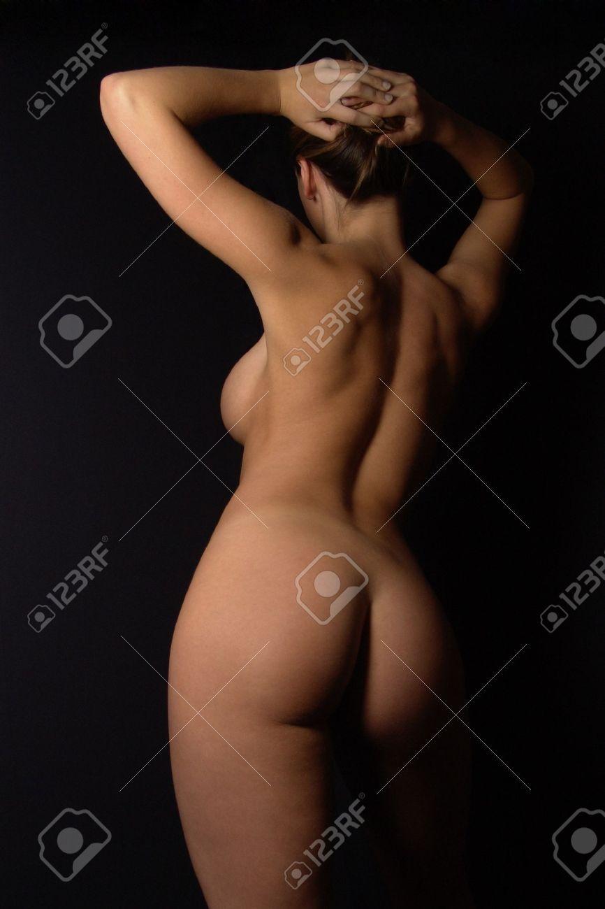 curvy nude Stock Photo - 9826269
