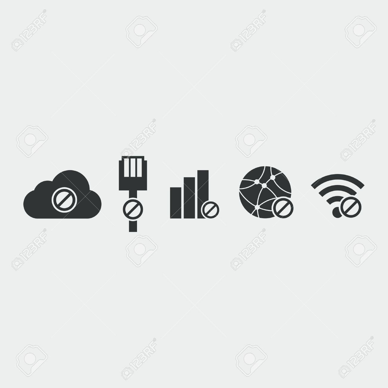 インターネット 接続 なし
