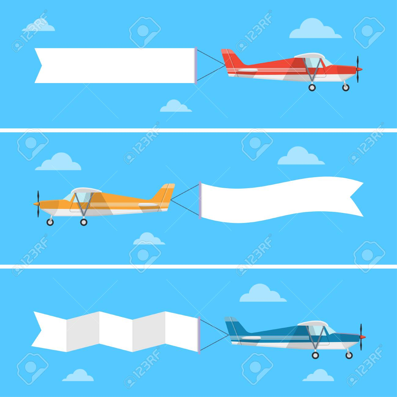 Flight Banners Outdoor Banners