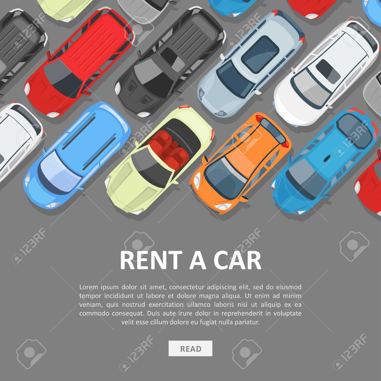 Rent A Car Template Best Selection And Price On Rental Cars