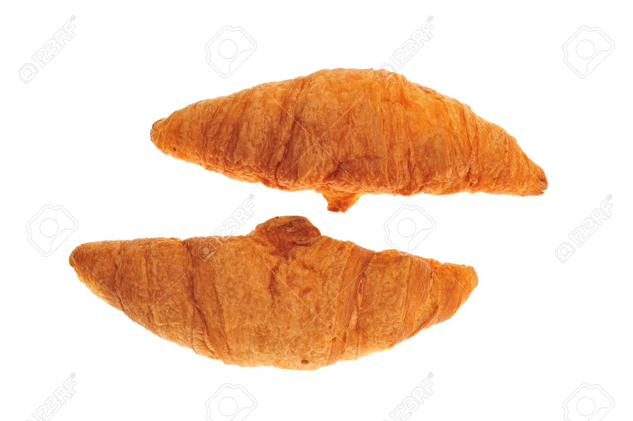 Curry Puffs Isolated On  White Background Stock Photo - 8672105