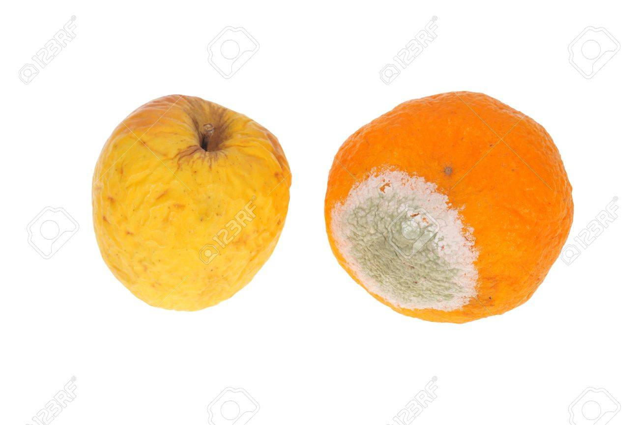 9057672-Rotten-Fruits-Apple-And-Orange-S