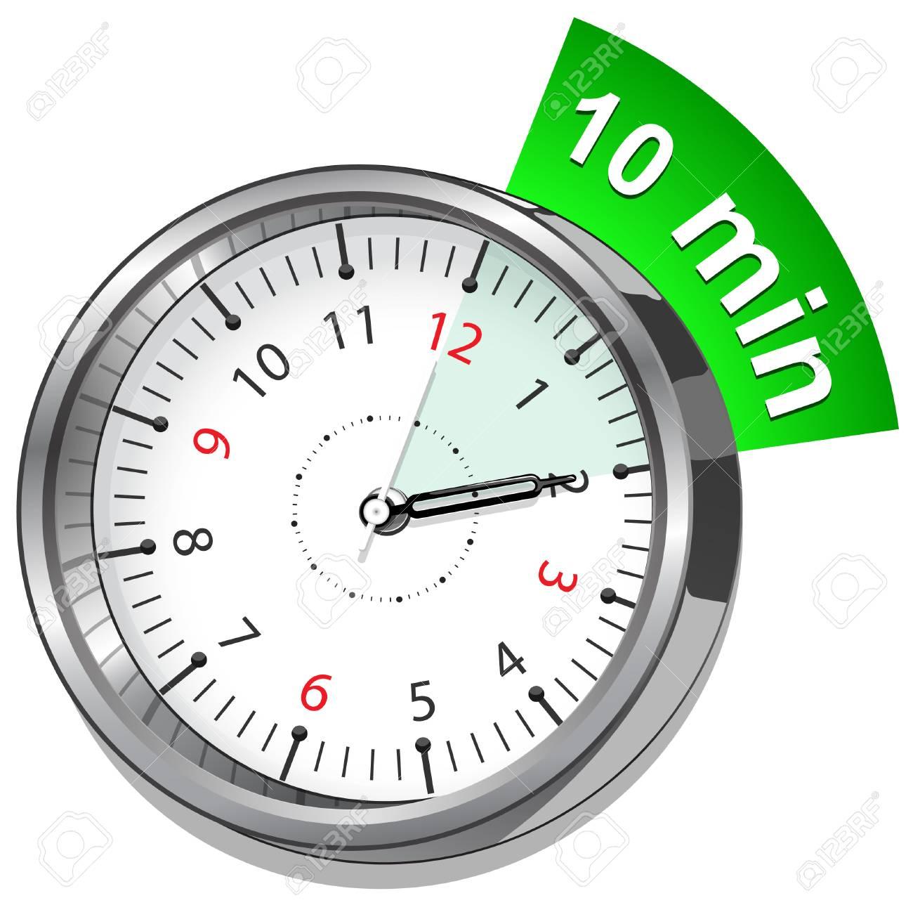 1o minute timer