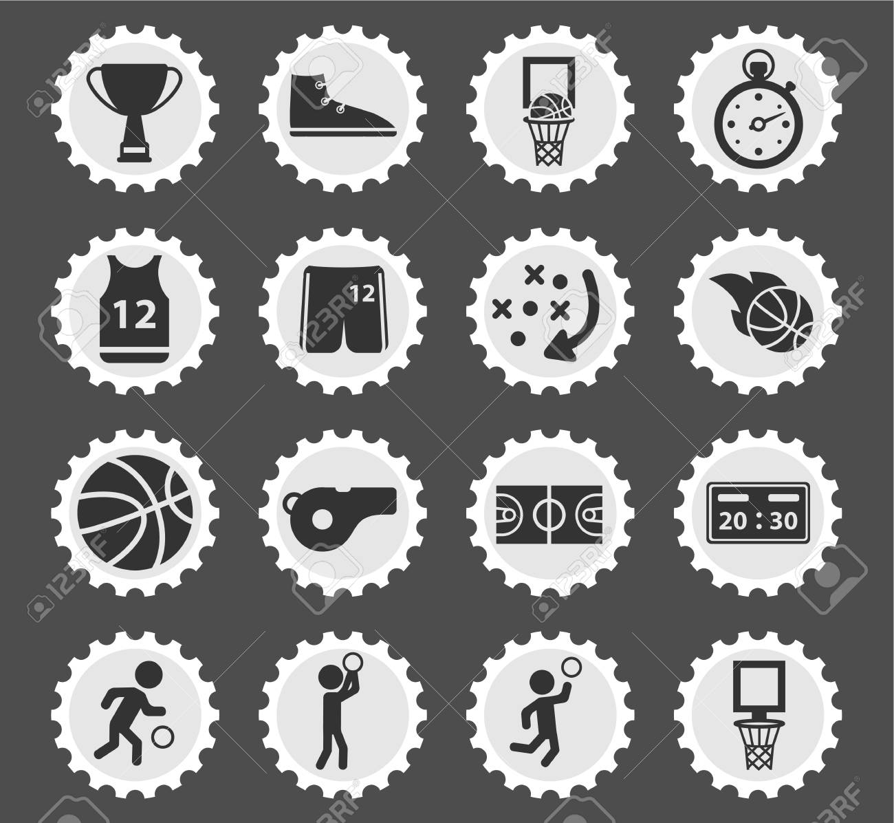 Basketball simply symbol for web icons and user interface royalty basketball simply symbol for web icons and user interface stock vector 54815259 biocorpaavc Choice Image