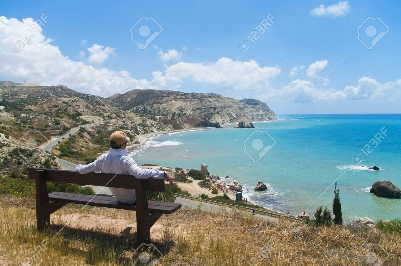 Cyprus is sitting on a natural