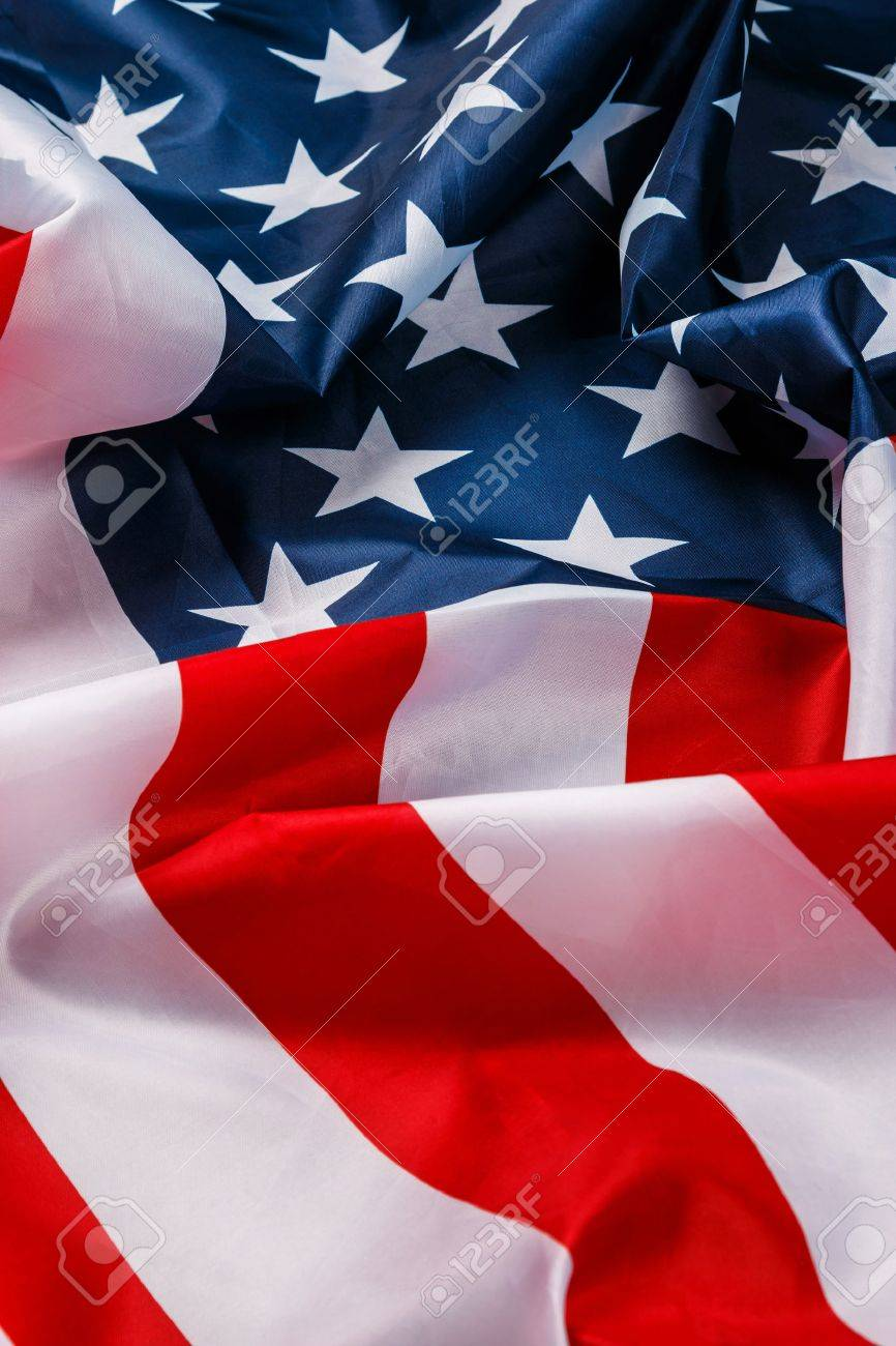 Background of american flag - 40304012