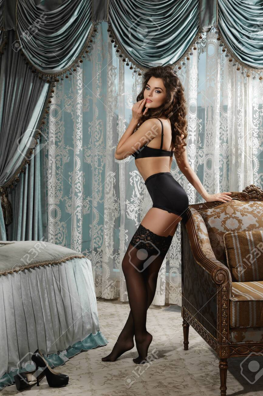 Black women stockings porn Sexy Women In Black Stockings Xxx Photo