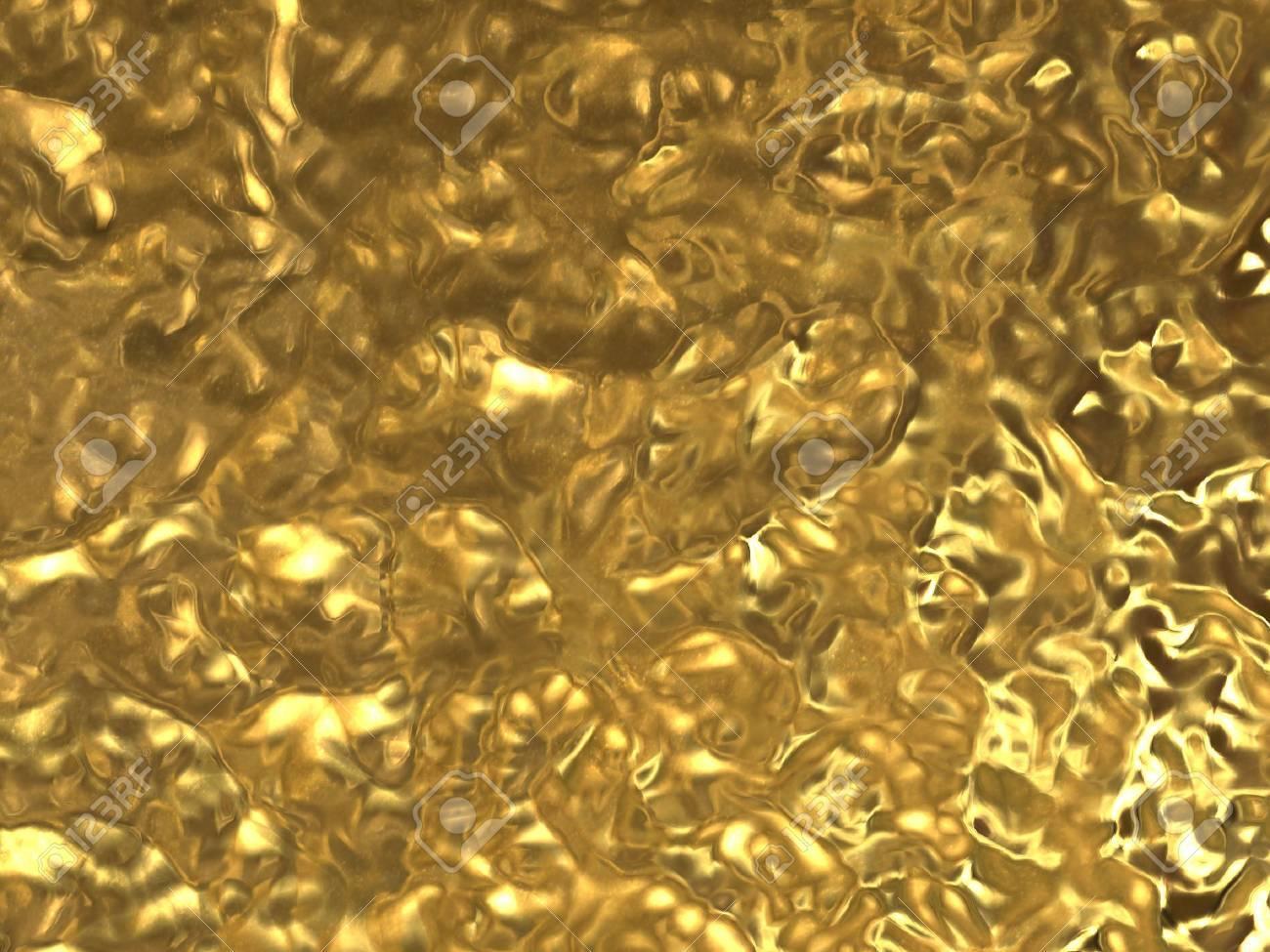 Gold foil texture Stock Photo - 7568063