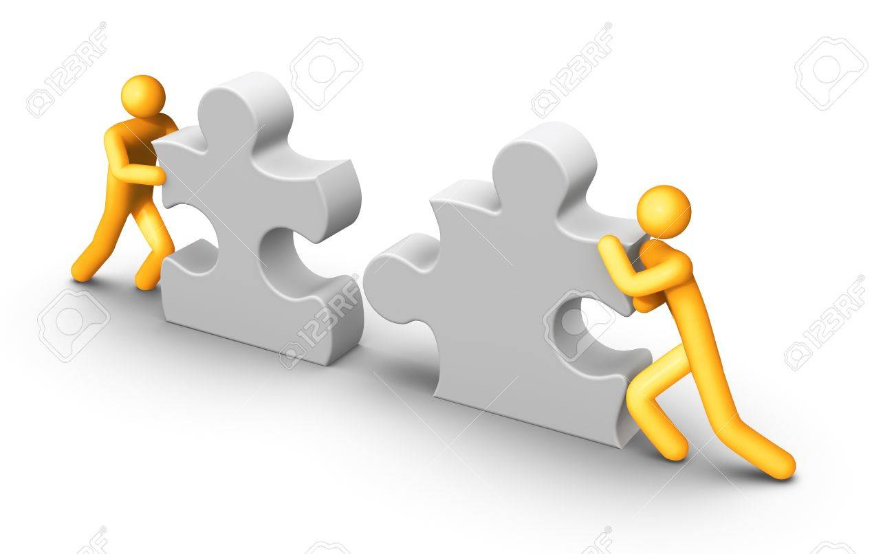 Teamwork Stock Photo - 9646587