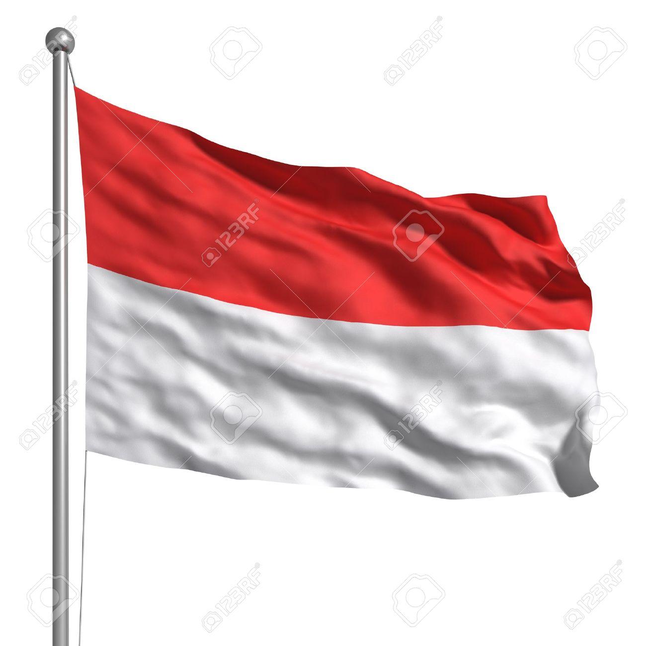 Drapeau De L Indonésie drapeau de l'indonésie banque d'images et photos libres de droits