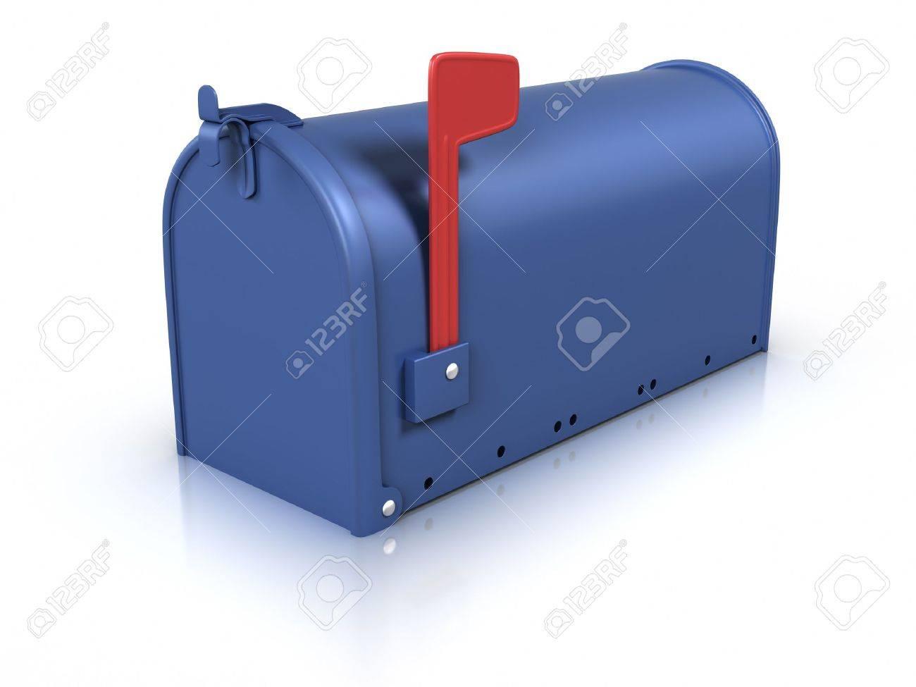 Mailbox. Stock Photo - 10033745