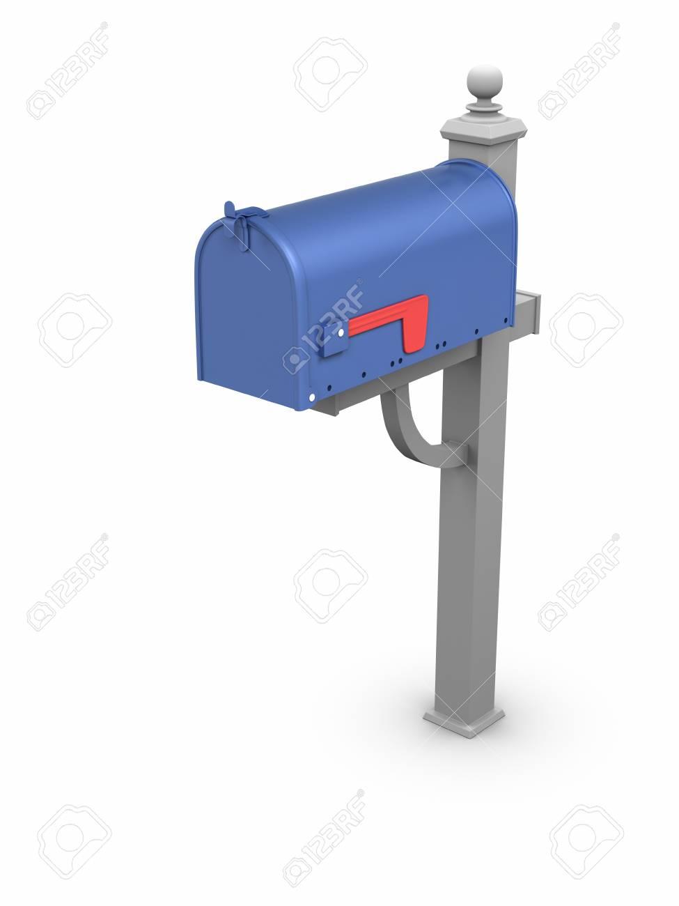 Mailbox. Stock Photo - 10033764